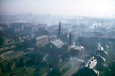 Govan C and Town Hall looking towards current BBC c1965