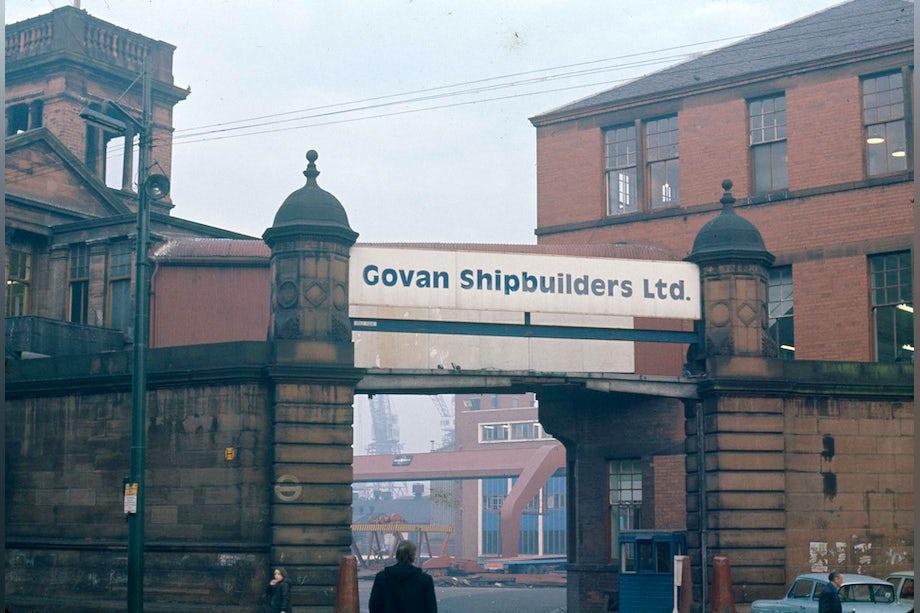 Shipyard Entrance